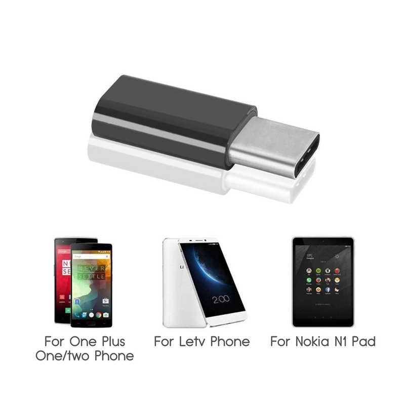Tipe-C untuk Samsung Galaxy S8 S9 Plus Note 8 9 A3 A5 A6 A7 A8 2017 2018 Pengisian untuk Huawei P20 Lite Pro Cover