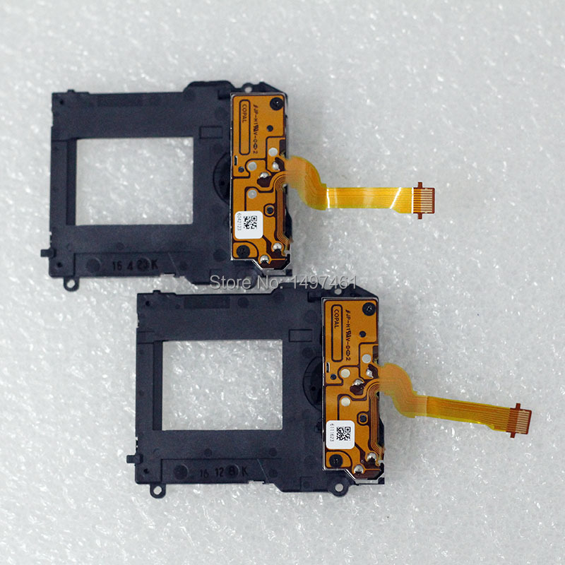 New Shutter plate Shutter group with Blade Curtain repair parts For Sony SLT-A33 A33 A37 A55 A35 A57 A58 camera a camera with its shutter open учебное пособие