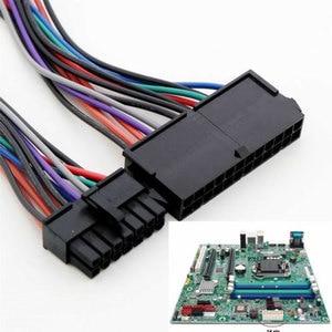 Image 2 - ขาย 24 Pin ถึง 14 Pin PSU หลักแหล่งจ่ายไฟ ATX สายเคเบิลอะแดปเตอร์สำหรับ Lenovo IBM