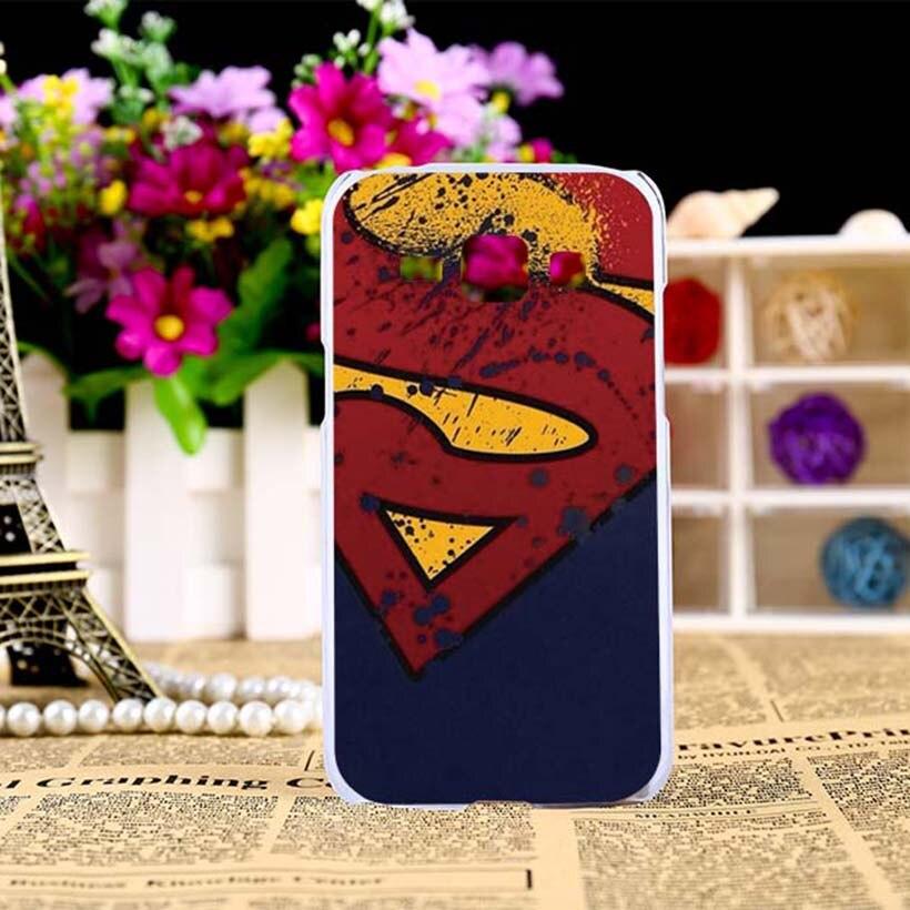 AKABEILA Superman Phone Case For Samsung Galaxy J1 2015 J100F J100FN J100H J100H/DD J100H/DS J100M J100MU SM-J100F J100 Covers