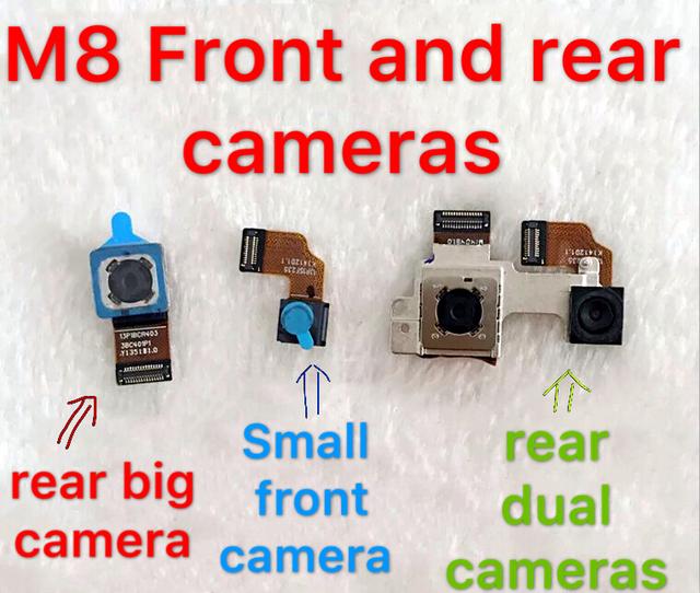 2016 Top Fashion Direct Selling Fisheye Lente Do Telefone Adequado Para Um M8 Como A Câmera Traseira Cabeça Pequena. voltar Rear Big + Pequeno C