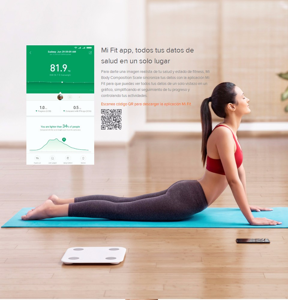 Xiaomi mi scale 2, bascula xiaomi digital peso corporal,báscula de baño peso corporal, balanza digital corporal|Básculas de baño| - AliExpress