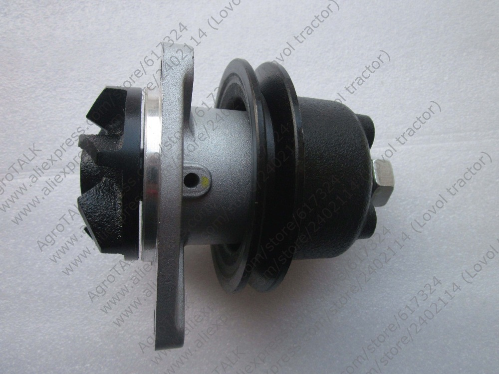 The Kubota water pump with gasket, reference: 15321-73032 6162 63 1015 sa6d170e 6d170 engine water pump for komatsu