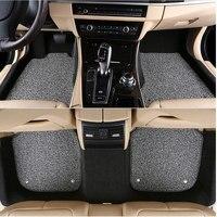 car floor mat carpet rug ground mats for Honda accord 7 8 9 avancier city civic 5d crossfit crosstour greiz