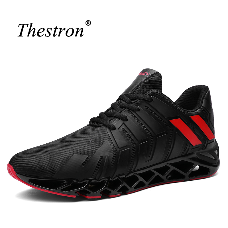 Thestron Shoes Men Running 2017 Cool Sneakers For Men Good Quality Walking Sneakers For Men New Running Shoes Mens Sneakers