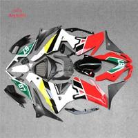 New ABS Injection Fairing Bodywork Set For Aprilia RSV4 1000 2010 2016 11 12 13 14 15 Motorcycle