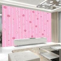 JiaSheMeiJu Custom 3D Photo Wall Mural Wallpaper Banana Bird Living Room Bedroom Mural Papel De Parede 3D Wall Murals Home Decor