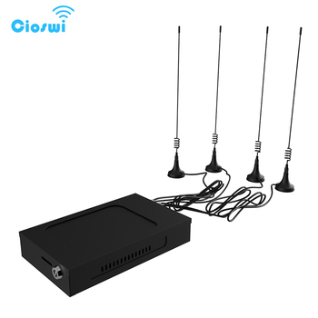 3g 4g lte wi-fi router for bus/bus station/airport/sea port openWRT 2.4G 300Mbps English Version MT7620A 64MB Memory