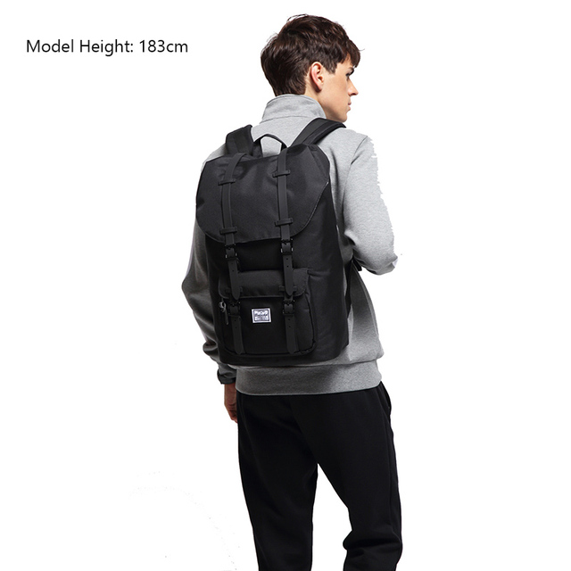 Bodachel Travel Backpack for Men 15.6'' Notebook Laptop Backpack Male Large Capacity Drawstring Knapsack Tourist sac a dos homme 1