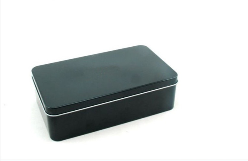 185*108*54mm Rectangle Black Tin Storage Box Tea Box Tinsheet Large Storage  Box Decoration Box  In Storage Boxes U0026 Bins From Home U0026 Garden On  Aliexpress.com ...