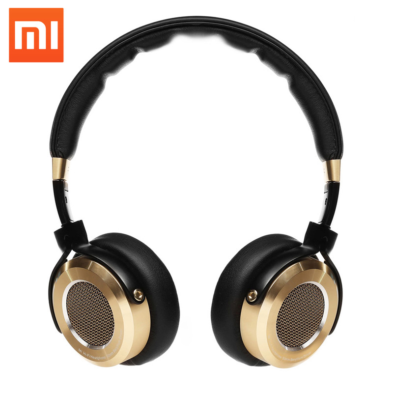 Original Xiaomi HIFI Headphones with Microphone Noise Cancelling Sport Headset for Samsung LG Oneplus HTC Xiaomi Phone Headphone original jkr 213b hifi bluetooth headphones with microphone wireless headset bluetooth for iphone samsung xiaomi headphone