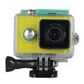 Caso de mergulho à prova d' água de 60 m de profundidade para xiaomi yi caso protetor para xiaomi xiaoyi ação acessórios da câmera à prova d' água