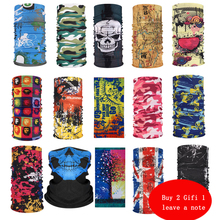 Buy Two Get One Bicycle Seamless Bandanas Bike Magic Scarf Cycling Headband  Summer Outdoor Sport bandanas Ride Mask