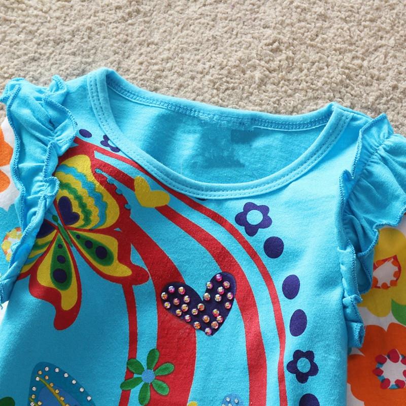 HTB1stK.RXXXXXXxaXXXq6xXFXXXQ - Girls Long Sleeve All Year T-Shirt, Long Sleeve, Cotton, Various Designs and Prints