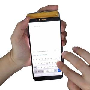 Image 2 - LCD Touch Screen For Huawei Y6 2018 ATU L21 ATU LX3 ATU L31 L11 L22 L42 LCD Display Touch Screen Frame For Huawei Y6 Prime 2018