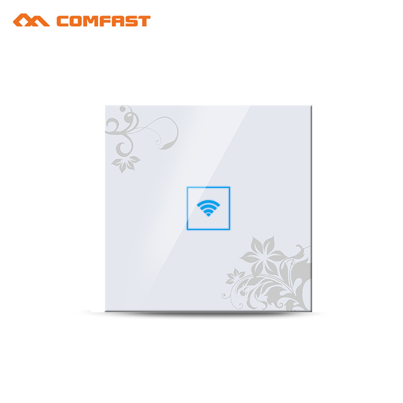 10pcs Comfast Ap Indoor Wall Embedded Wireless Wifi 86 Panel Home