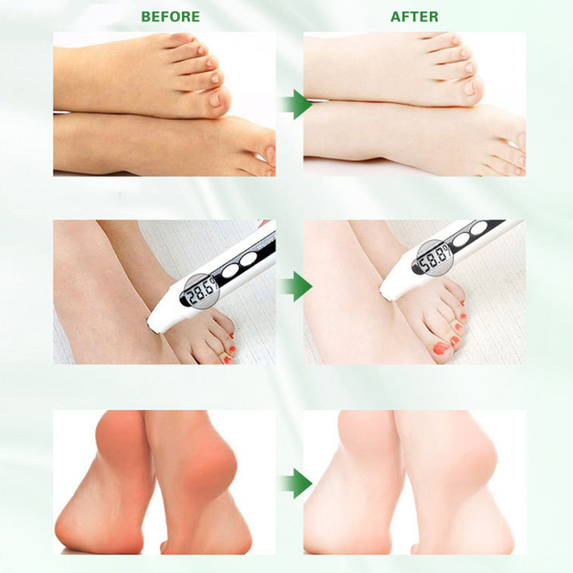2pcs/Pair Foot Mask Pedicure Remove Dead Skin Cutin Callus Exfoliating Whitening Feet Foot Care Mask for Feet Smooth Skin TSLM2 1