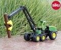 Подарочная Упаковка инженерные машины Механическая рука Захватить деревянный автомобиль Сплава модели автомобиля игрушки для детей