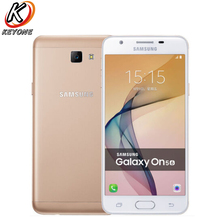 "Nuevo Samsung GALAXY On5 G5510 LTE Teléfono Móvil 5.0 ""2 GB RAM 16 GB ROM 13.0MP Dual SIM Snapdragon 425 Quad Core Android Teléfono Inteligente"