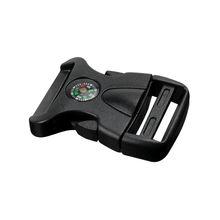Пластиковый компас 10 шт 25 мм 32 черная пряжка Контурные Изогнутые