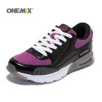 New onemix ngoài trời huấn luyện viên Shoes Men Running Shoes Max Đẹp Retro Run Athletic Giảng Viên Cho Phụ Nữ giày đi bộ Sneakers