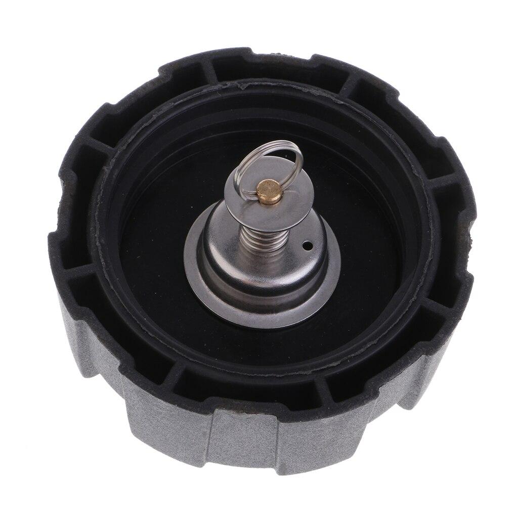1 Pcs Gas Cap Fuel Oil Tank Cover Assy For Universal 12L 24L  Marine Outboard Engine Regular Thread Tank Gas Cap Accessories