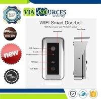 Battery Powered WIFI Doorbell Camera IP 1080P Outdoor Camera Waterproof Audio Intercom 2MP Wireless Video Doorbell