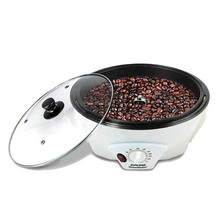 Household Electric Coffee Roaster Temperature Adjust Non-Stick Coating Baking Tools Grain Drying SCR301