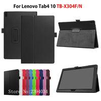 Case For Lenovo TAB4 Tab 4 10 TB X304L TB X304F TB X304N 10 1 Smart