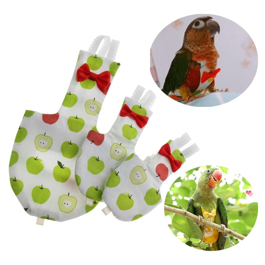 Flight Suit Animal Pattern Medium Size Bird Fashion Nappy//Diaper