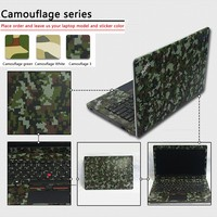 New Pure Color ABC Sides Laptop Sticker Dustproof Skins Protective Decal Stickers For Lenovo YOGA 2