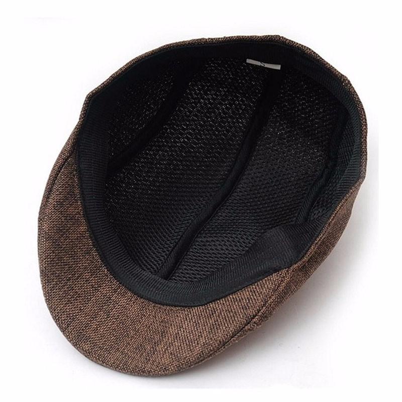 Newsboy Cap - Duckbill Ivy Newsboy Hat