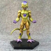 Anime Dragon Ball Z Resurrection F Super Saiyan Gold Freeza NO.22 PVC Action Figure Collectible Model Toy 13cm juguetes