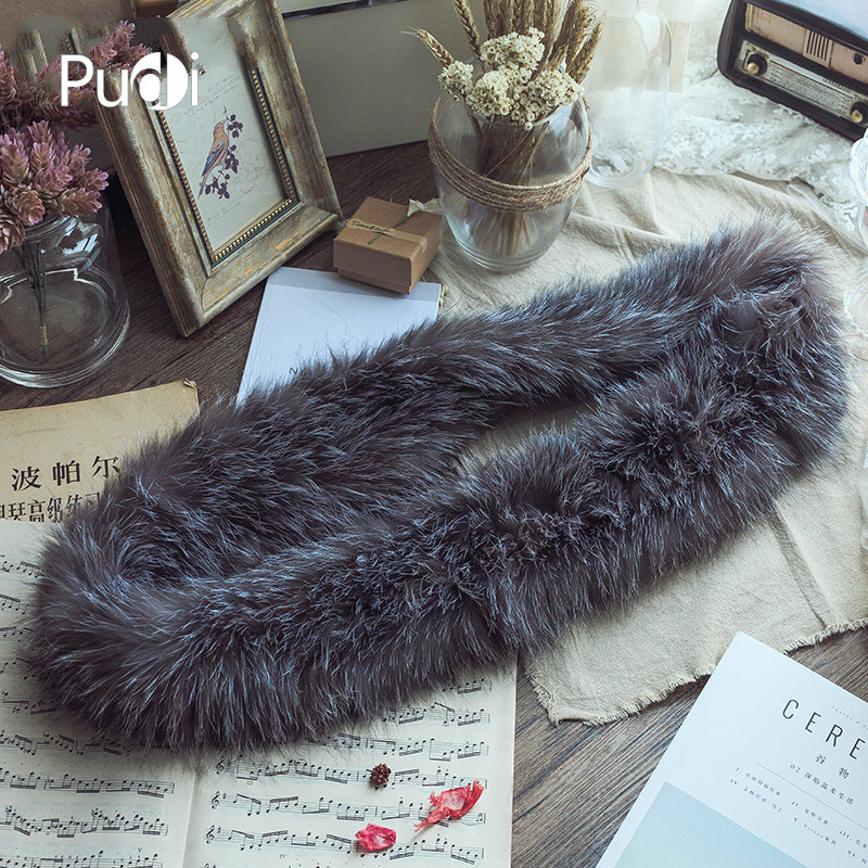 SCM066 The new women's   scarf   Brand new real fox fur knit knitted genuine fox fur   scarves     wraps   winter   scarf