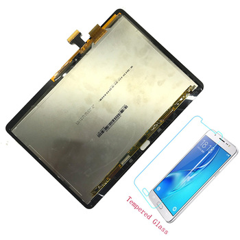 Tablet LCD For Samsung Galaxy Note 10.1'' P600 P601 P605 LCD Display Touch Screen Digitizer Frame For Samsung P600 Assembly LCD