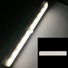 New Brand 1pc LED Cabinet Closet Light PIR Motion Sensor Lamp Led