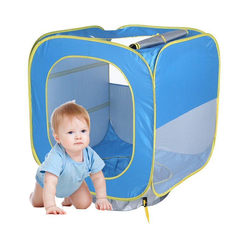 New Portable Foldable Beach Tent Outdoor Toys Anti-UV Baby Pool Tent Play House Creative Gifts Educational Toys For Children