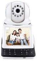 IP cctv камеры безопасности Wi Fi беспроводной ip видеотелефон звук baby monitor