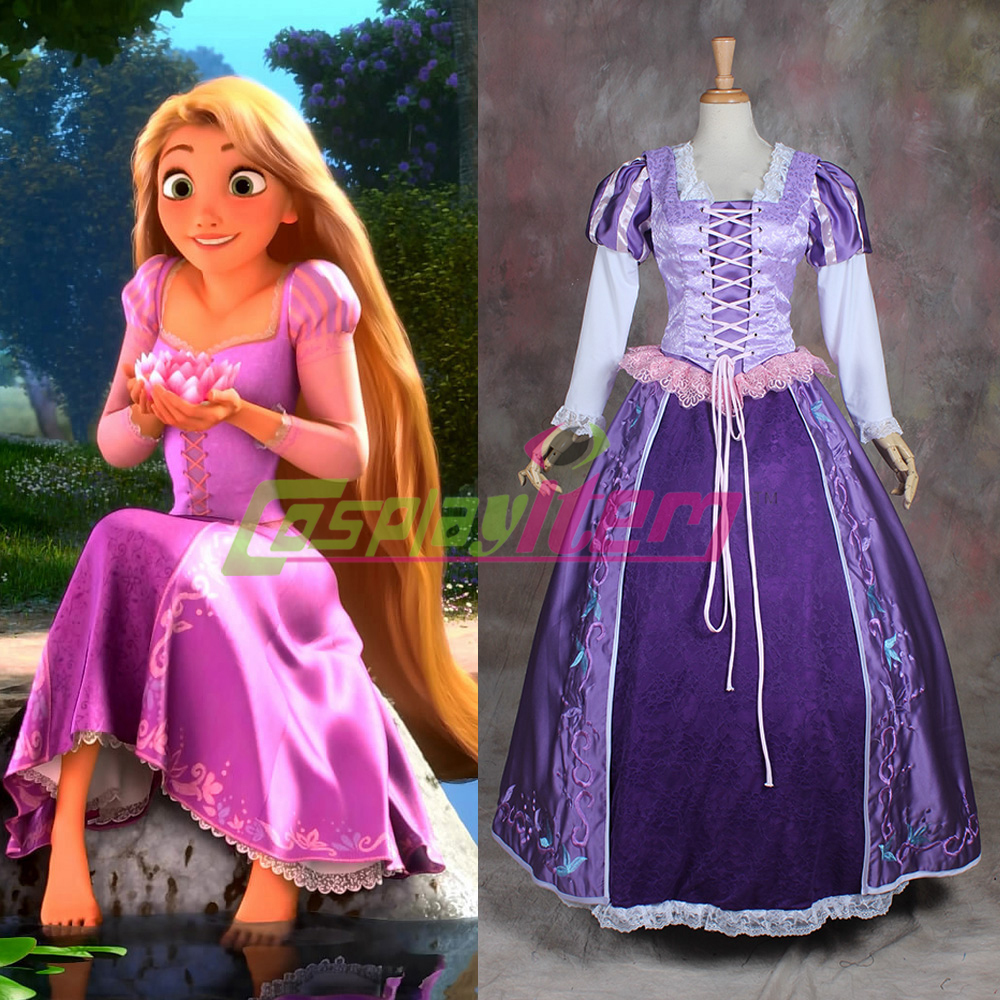 Outstanding Tangled Dressing Gown Elaboration - Wedding and flowers ...