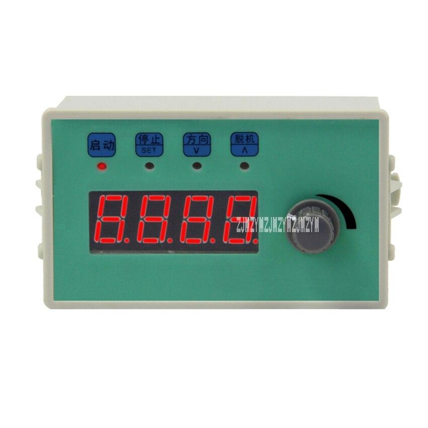 CS10-3 Stepper Motor Controller High-quality Knob Stepless Governor Pulse Generator Controller 24V 10W 0-3000 rpm Hot Selling