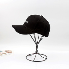 Fashion Women Men's Baseball Cap Black White Cool Cap Adjustable Hat Alphabet Embroidery Unisex недорго, оригинальная цена