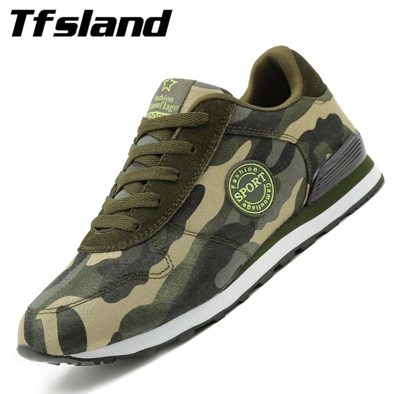 Desert Digital Camouflage Canvas Cross-Trainers