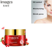 IMAGES Red Pomegranate Face Cream 50g Moisturizer Skin Care Refreshing Nourishing Anti Aging Wrinkle Facial Cream