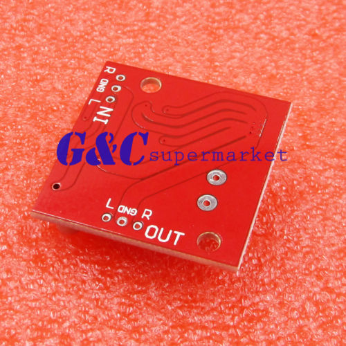 BA3121 Common GND Noise Reduction Board Stable Amplifier AMP for Car Audio new