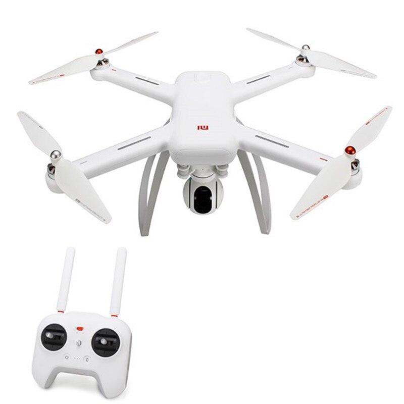 Nouveauté Xiao mi Drone WIFI FPV avec caméra 4 K 30fps cardan 3 axes RC quadrirotor RTF