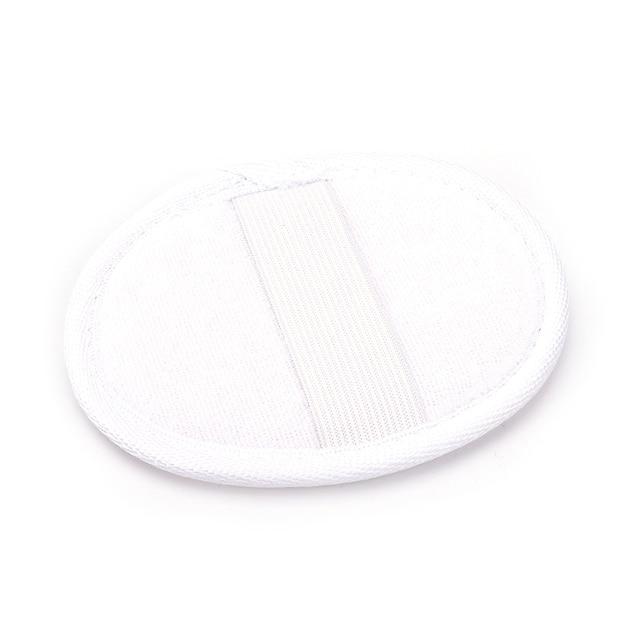 1pc Soft Exfoliating Loofah Natural Sponge Strap Handle Shower Massage Brush Skin body Bathing washing Accessories 5