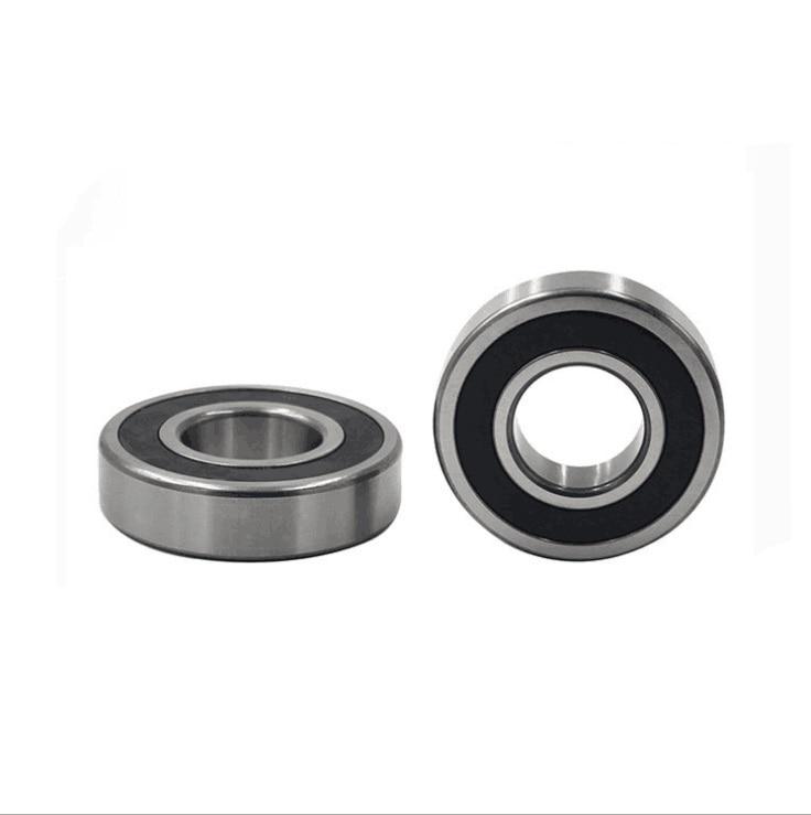 10x19x5 mm S6800-2RS CERAMIC 440c S.Steel Ball Bearing 6800RS ABEC-5 QTY 2