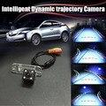 Trajetória Dinâmico inteligente Câmera de Visão Traseira Câmera de segurança Para Mercedes Benz M ML W164 ML300 ML350 ML450 ML250/NTST RCA PAL