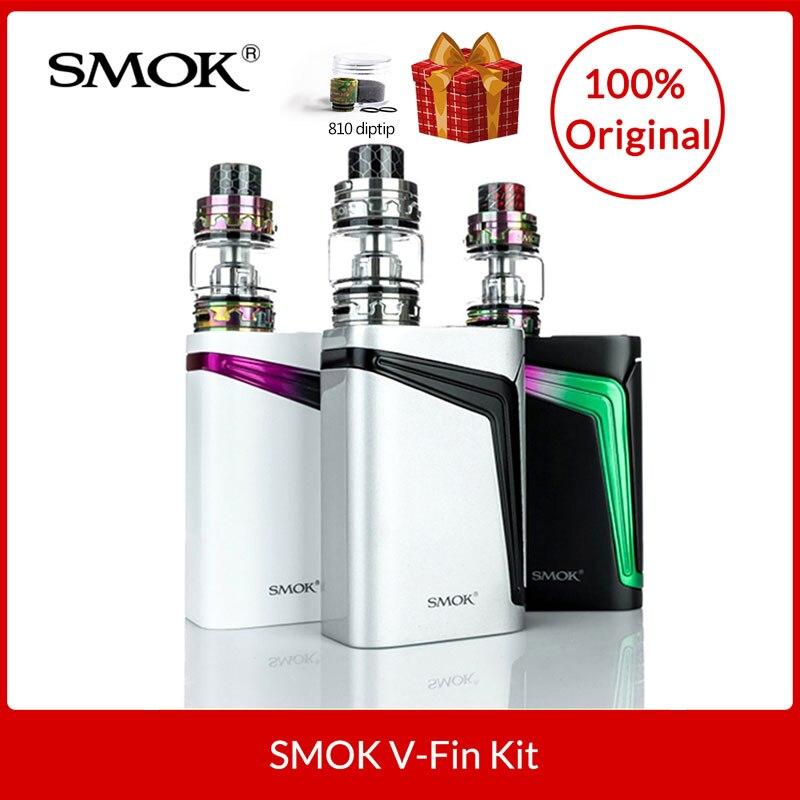 Original SMOK V Fin Kit with TFV12 Big Baby Prince Sub Ohm Tank 6ml V Fin