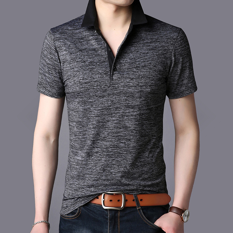MRMT 2019 Brand New Summer Men's   Polo   Shirts Short Sleeve Leisure Lapel   Polo   Shirt for Male Tops   Polo   Shirts